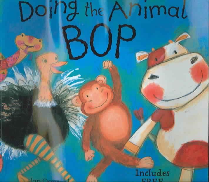 Doing the Animal Bop By Ormerod, Jan/ Gardiner, Lindsey (ILT)